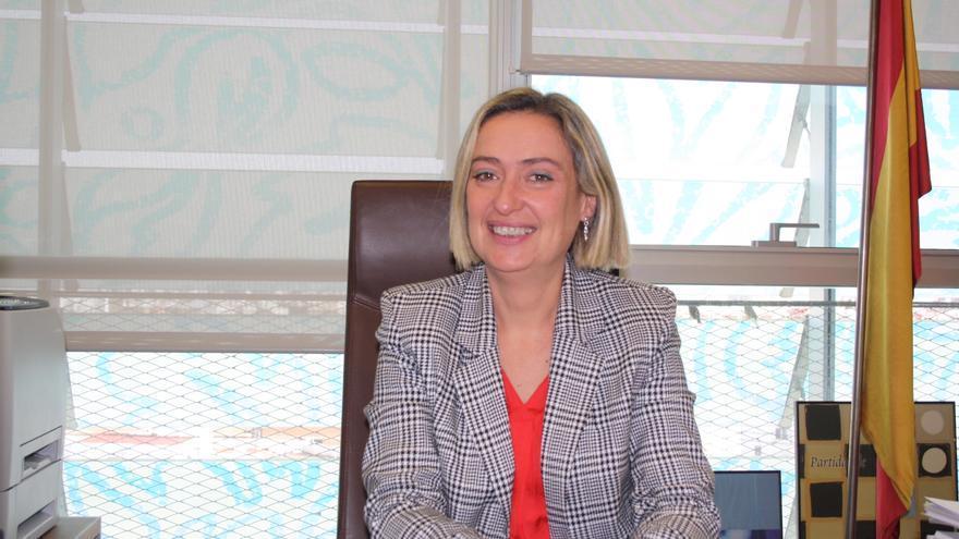 La Directora General de Servicios Sociales y Autonomía Personal, Helena Ferrando