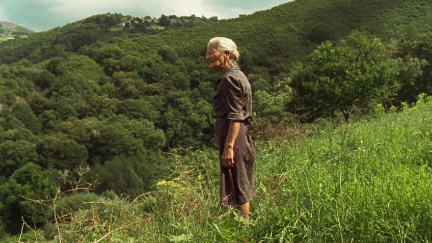 Fotograma de la película 'O que arde', de Oliver Laxe