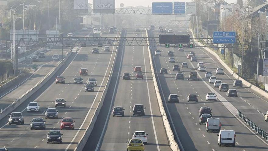 Tráfico prevé cuatro millones de desplazamientos en el puente de San José