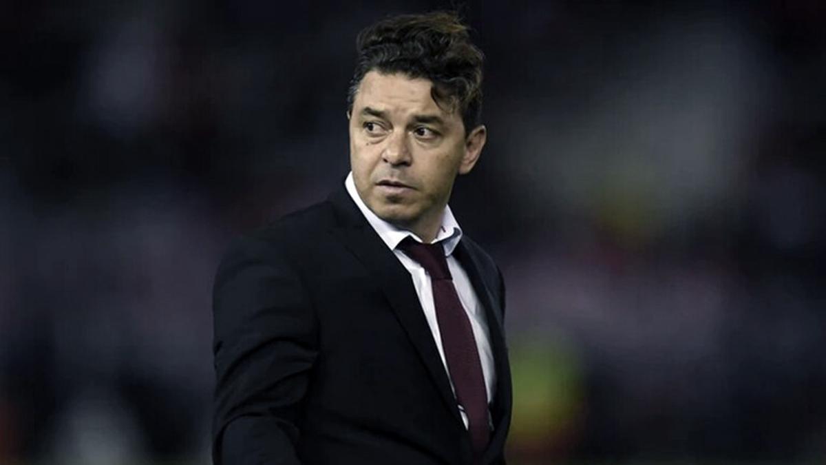 Gallardo, castigado por la CONMEBOL.