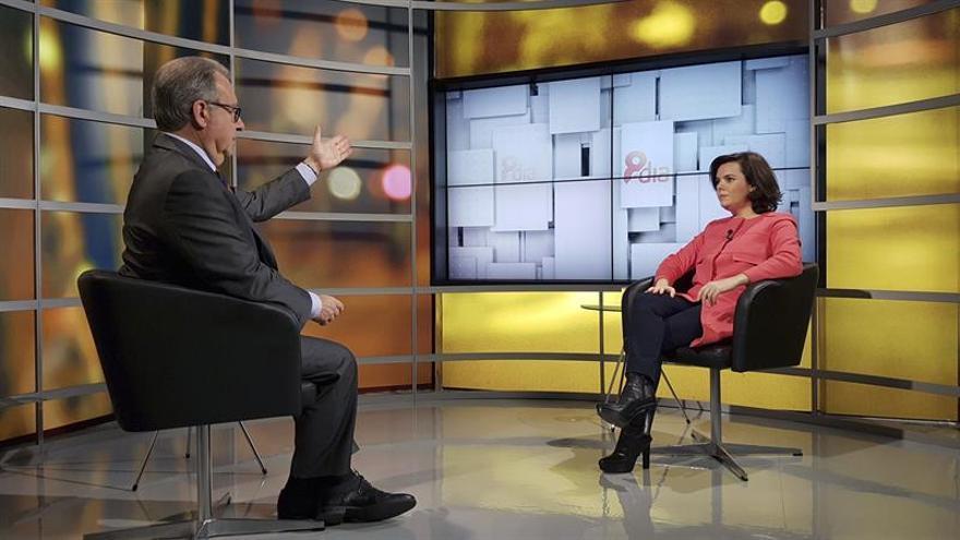 """Santamaría acusa al Govern de haber perdido la """"neutralidad institucional"""""""