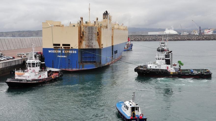 La experiencia del rescate del Modern Express se analizará este jueves en una jornada en el Museo Marítimo