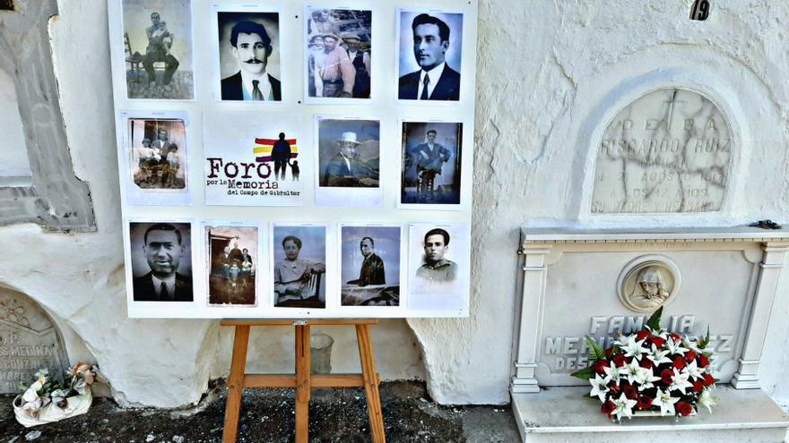 Víctimas del franquismo en Jimena de la Frontera (Cádiz)