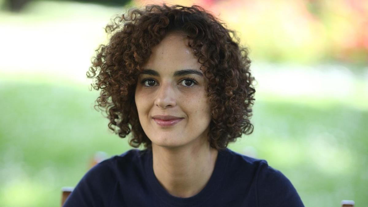 Leila Slimani en una imagen de archivo.