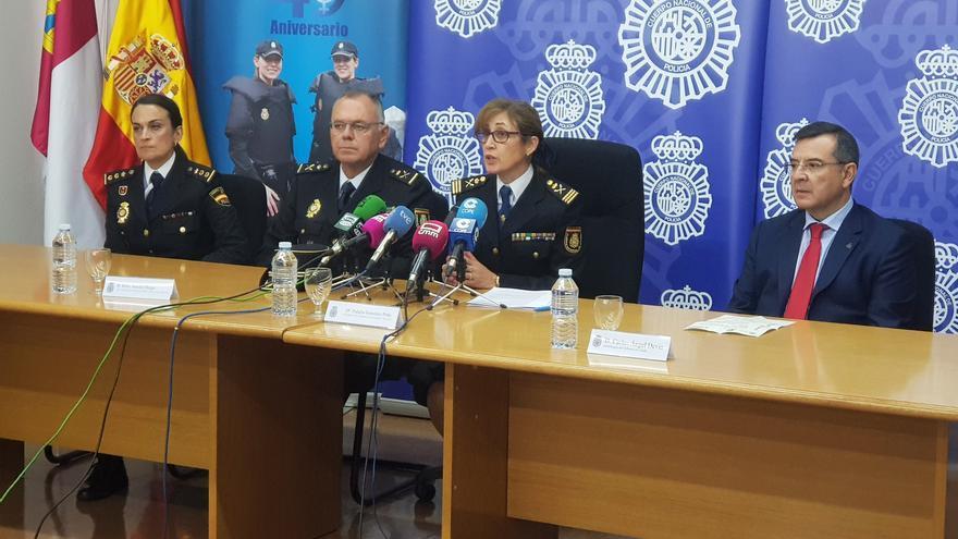 """Rueda de prensa para presentar la Conferencia Internacional """"Igualdad de género en el ámbito de la seguridad"""""""