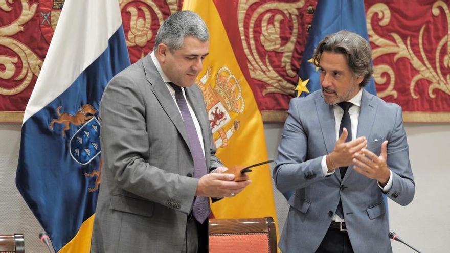 """El secretario general de la OMT afirma en Canarias que el riesgo de rebrote de la COVID-19 no es """"tan alto"""" ni tan """"fuerte"""""""