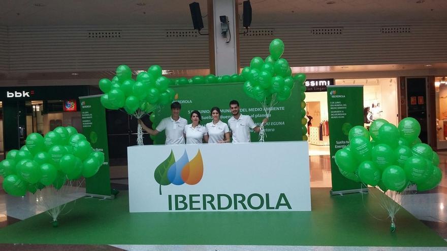 Iberdrola lanza una acción de 'street marketing' en el marco de su compromiso con la sostenibilidad