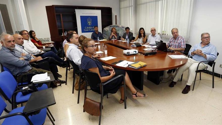 El Consejo Rector de la Reserva de la Biosfera de Gran Canaria.