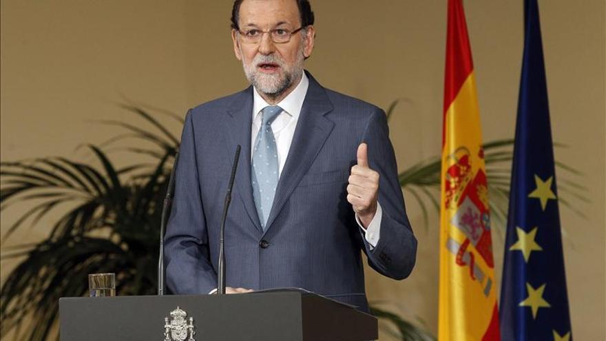Mariano Rajoy hará esta mañana una declaración institucional
