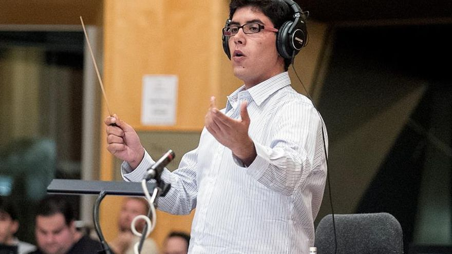 """El compositor castellonense Vicente Ortiz, de Berklee a """"Cuerpo de élite"""""""