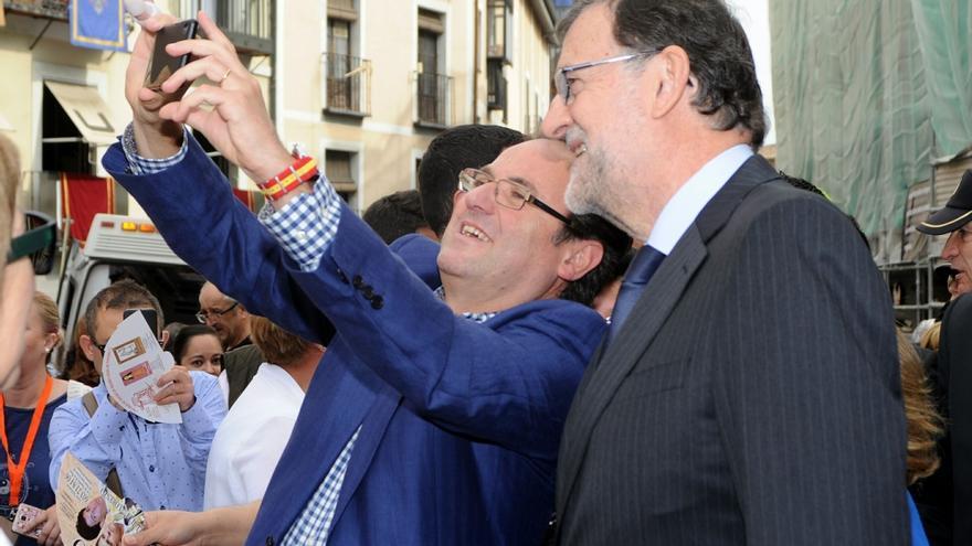 """Rajoy dice que """"todos los españoles sienten el Corpus como muy suyo"""""""