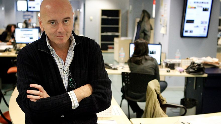 Rafael Martínez Simancas, escritor y periodista