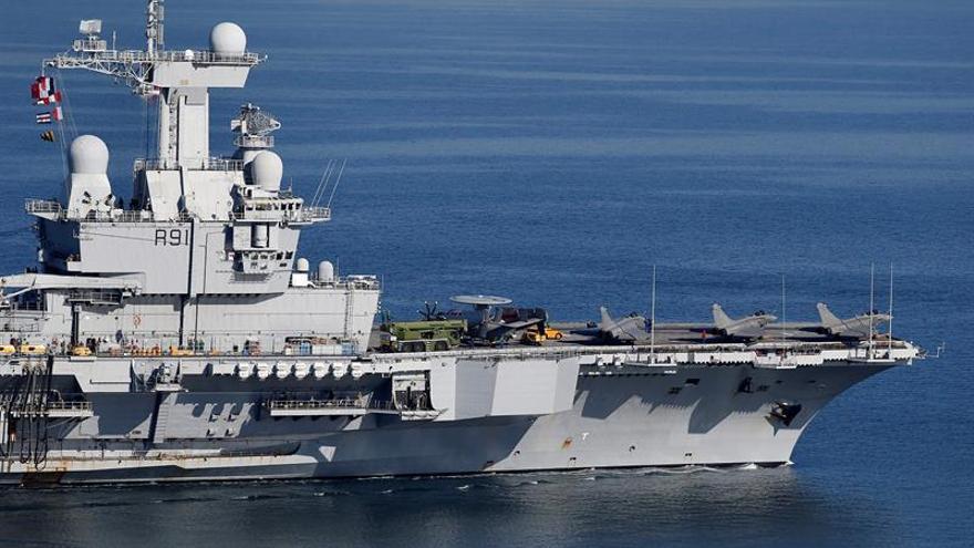 Francia decidió bombardear en Siria por la amenaza que representaba Abaaoud