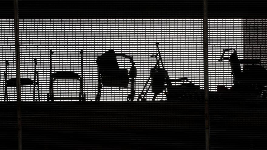 Imagen de archivo de una residencia de ancianos.