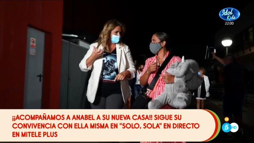 Anabel Pantoja llega a 'Sola'