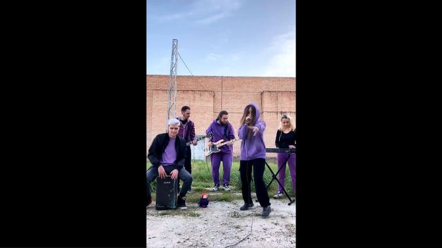 Un grupo de cordobeses gana el certamen nacional 'Rodando Por La Igualdad' en TikTok