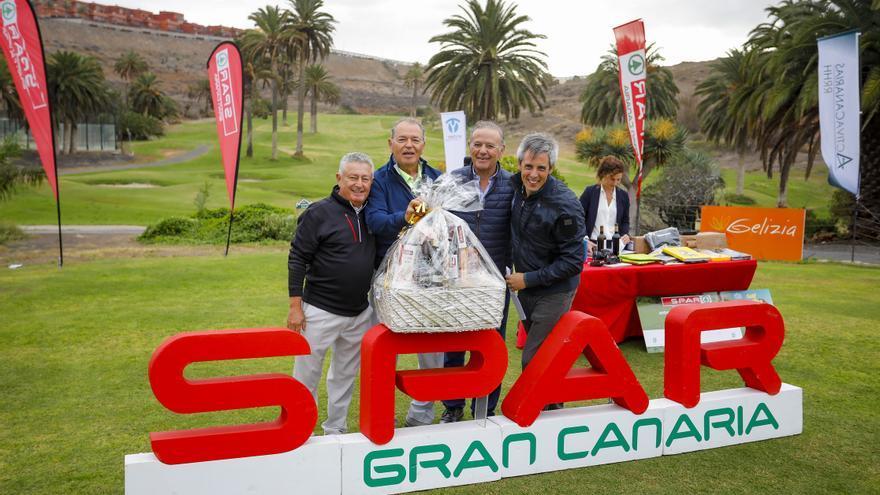 II Torneo de Golf SPAR Gran Canaria en beneficio de la Fundación Canaria Yrichen.