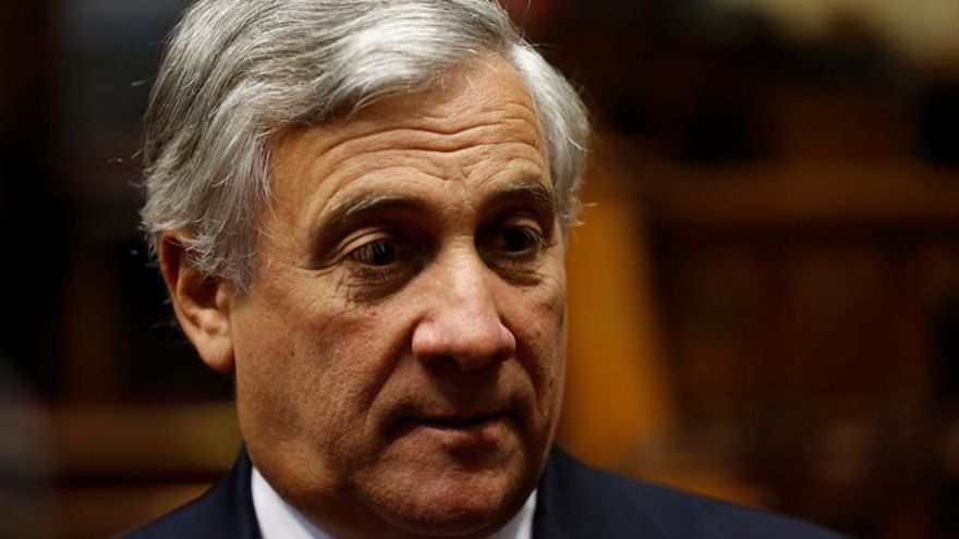 """Tajani cree que las relaciones políticas con A. Latina son """"prioridad"""" para Europa"""