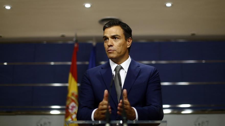Sánchez sondeará a los partidos para ver si es viable una alternativa a Rajoy