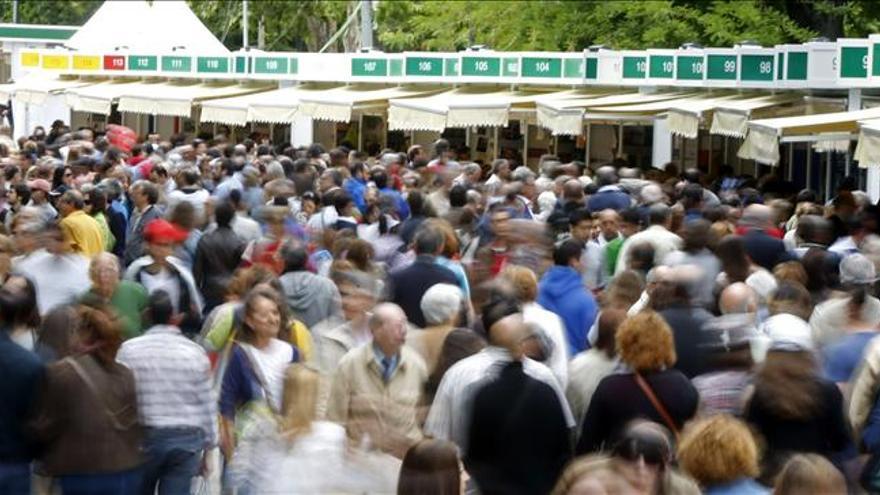 """La Feria del Libro recibe a los """"contaminados"""" Autores del Meteorito"""