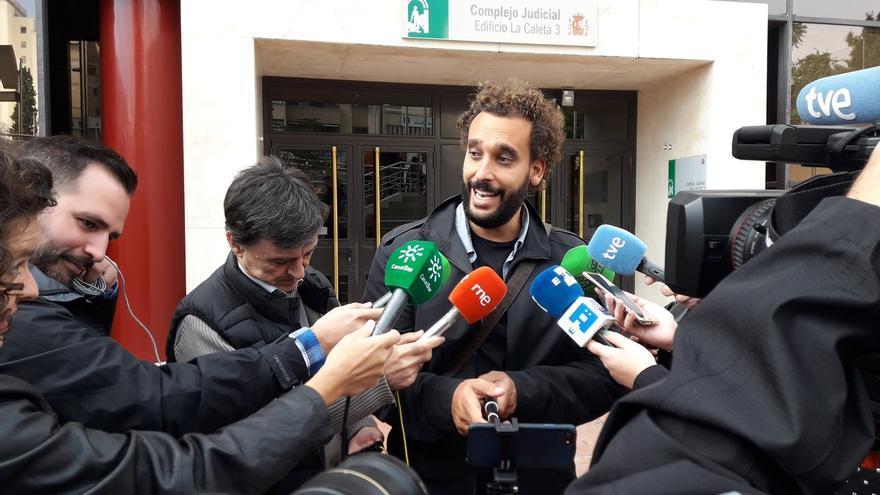 Candel declara ante el juez que insulta a Susana Díaz por su gestión política no para humillarla