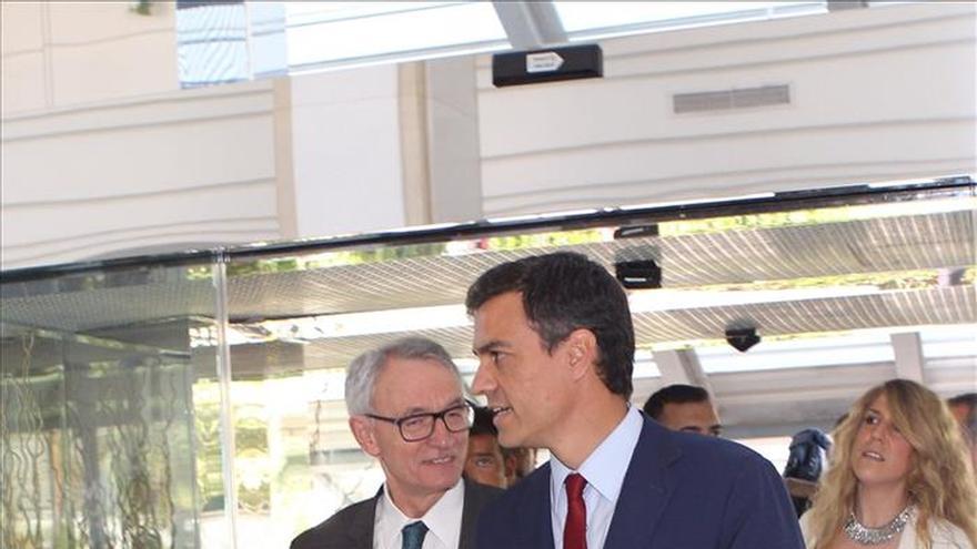 Sánchez reprocha a Rajoy ser hoy el mayor factor de inestabilidad en España