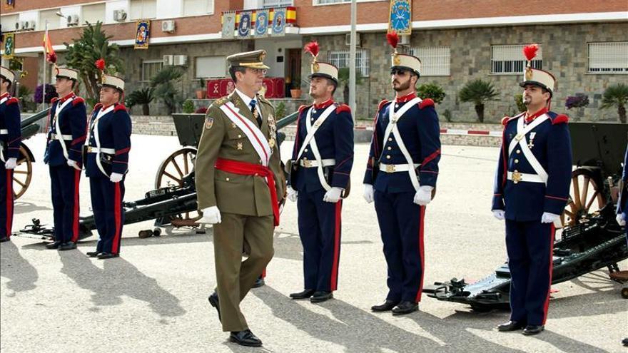 El jefe de Estado Mayor avisa que el Ejército ha perdido 22.000 puestos de trabajo