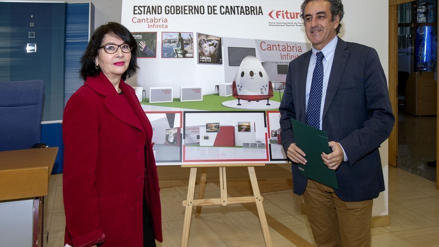 """Cantabria desvelará en Fitur un producto científico e innovador que pondrá a la región """"en el mapa mundial"""""""