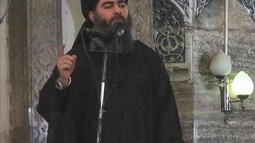 Un grupo yihadista egipcio rinde pleitesía al emir del EI, Abu Bakr al Bagdadi