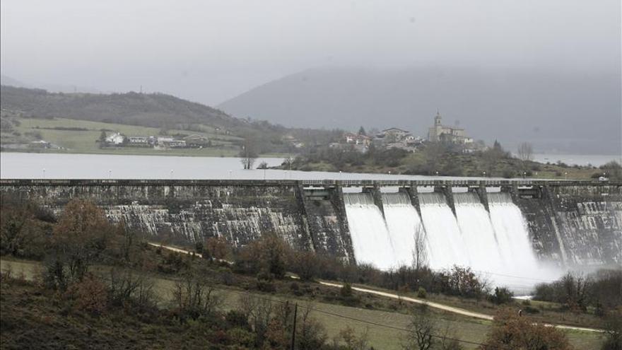 La reserva de agua se encuentra al 58,9 por ciento de su capacidad