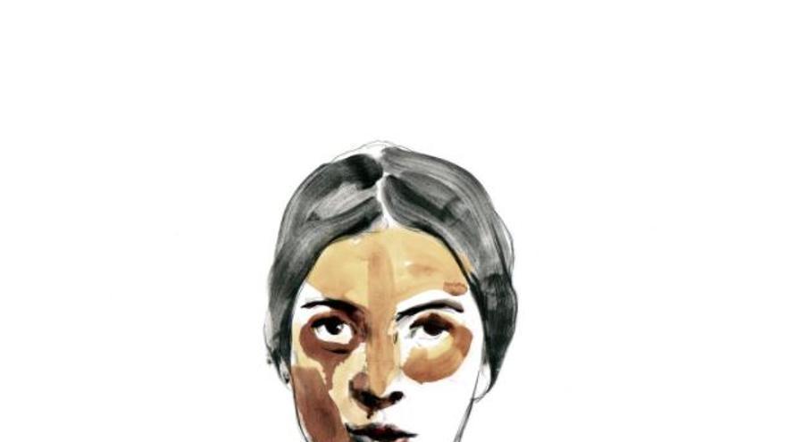 Imagen de Mujeres del Libro para la huelga del 8 de marzo, de Paula Bonet.