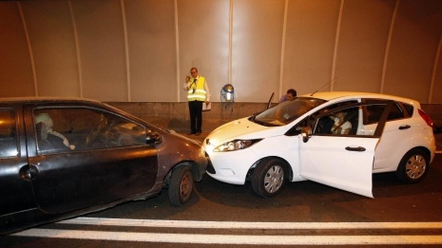 Del simulacro de accidente en el túnel de Pedro Hidalgo #4