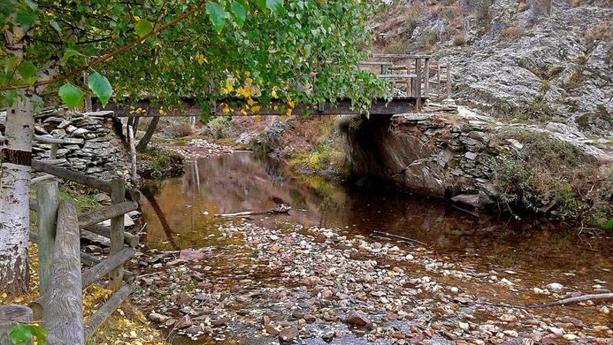 Un proyecto europeo hará un inventario de presas y barreras de ríos españoles