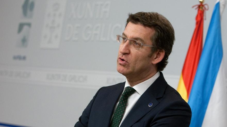 """Feijóo reivindica la """"función crucial"""" de los medios al implicar a la ciudadanía en la construcción del futuro del país"""