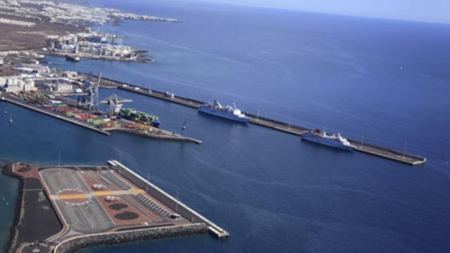 Puerto de Arrecife