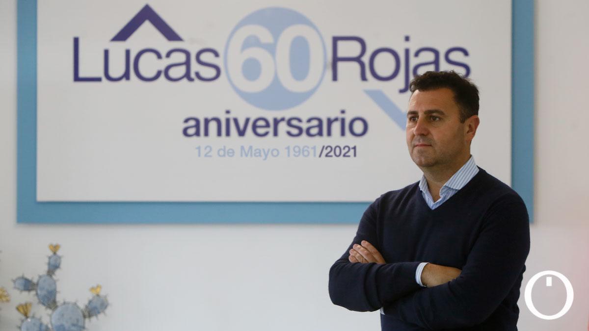 Tomás Lucas Rojas, propietario de Lucas Rojas