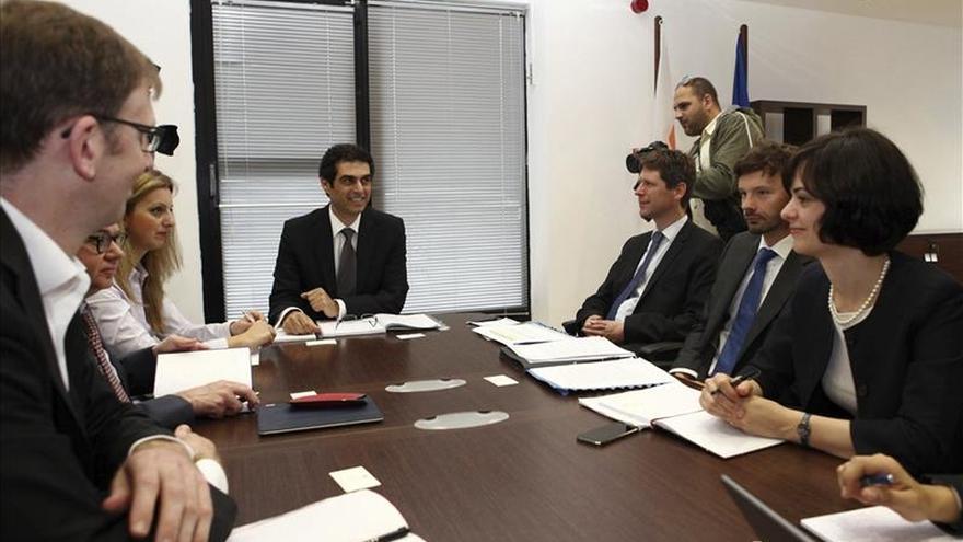 Acuerdo técnico con Chipre sobre la revisión del rescate