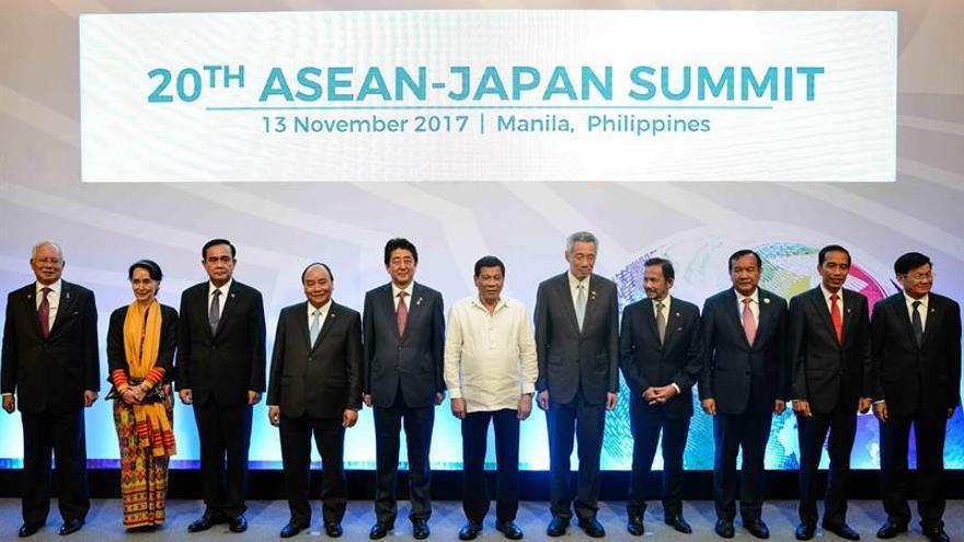Seguridad y comercio centran la cumbre de Asia Oriental en Manila
