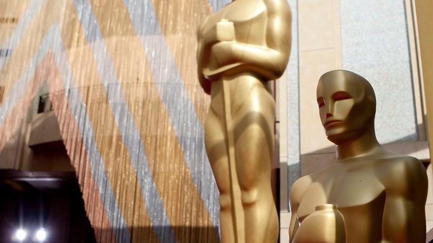 Los Óscar registran su audiencia más baja desde 2008
