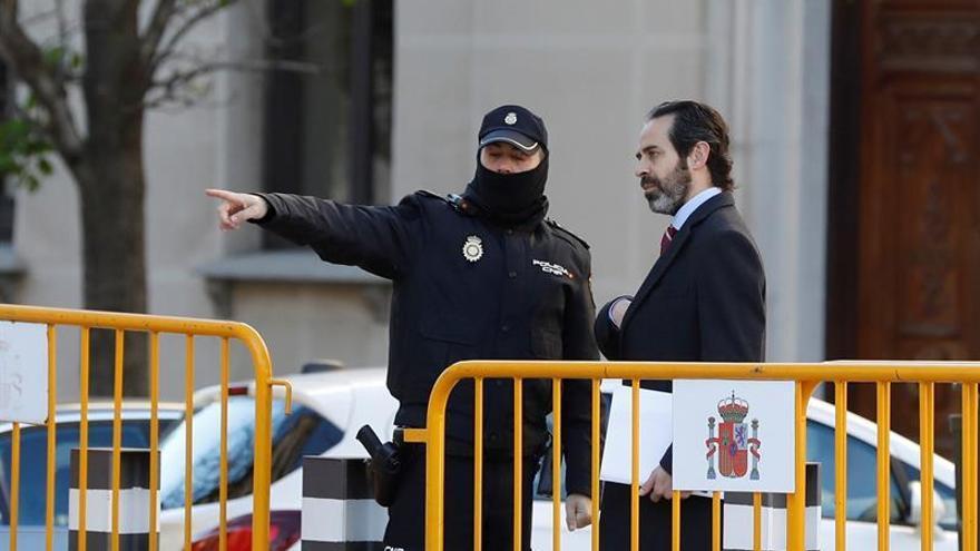 """Molons, supuestamente """"el tal Toni"""", rechaza declarar en el juicio del procés"""