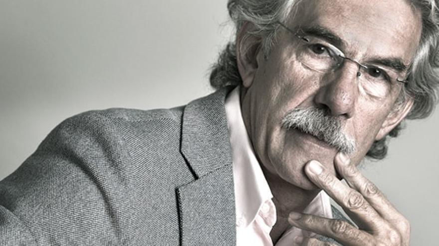 José Ramón Lissarague, catedrático de Viticultura en la Universidad Politécnica de Madrid