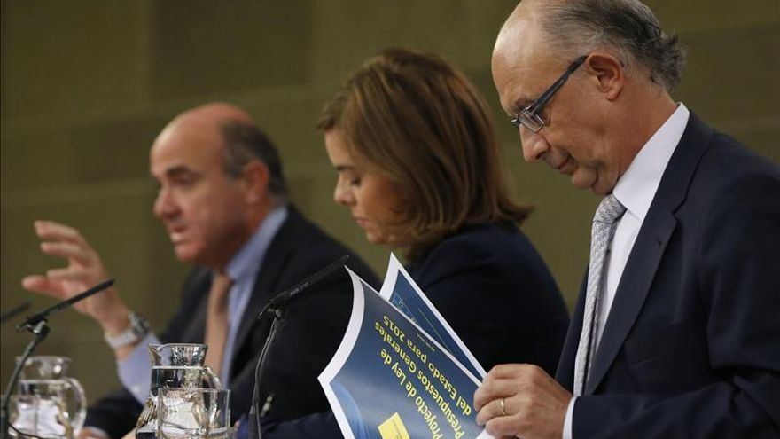 Montoro dice que los presupuestos de 2015 son los del crecimiento y el empleo
