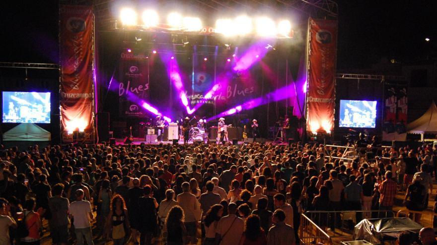 Festivales en Andalucía.
