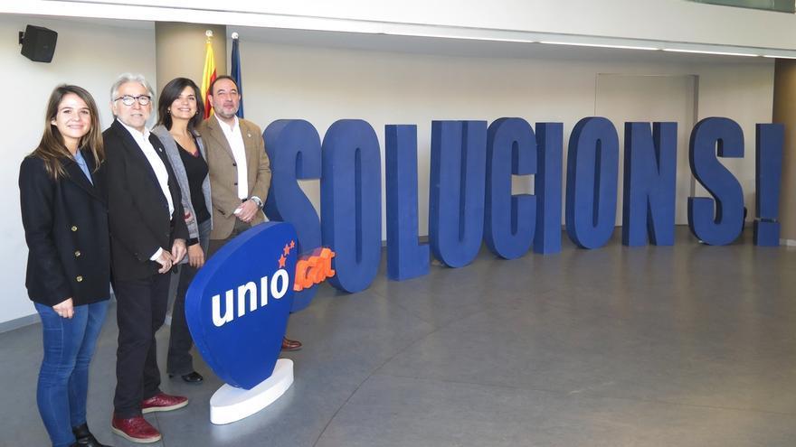 """Espadaler (Unió) asegura que un pacto CDC-CUP llevaría Cataluña al """"colapso"""""""