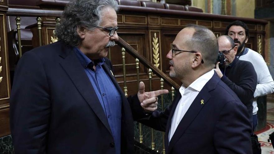 ERC apoyará mañana la senda de déficit, lo que facilita su aprobación