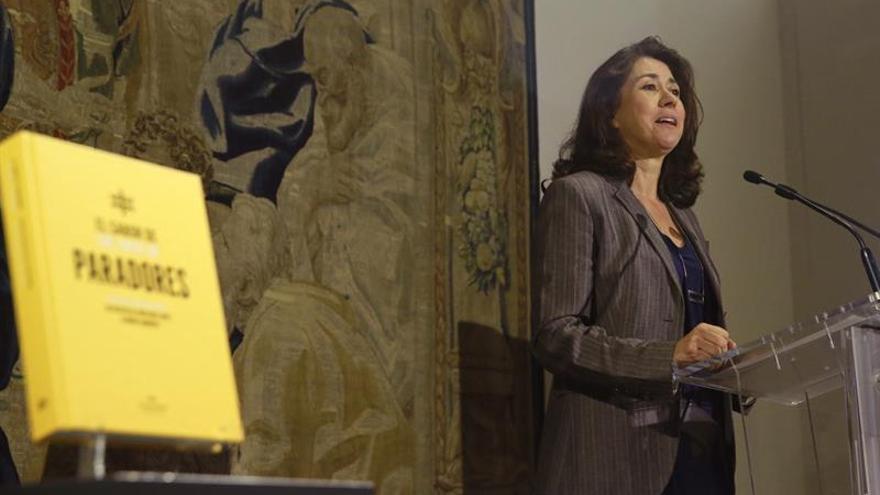 Paradores defiende la reelección de Ángeles Alarcó como presidenta