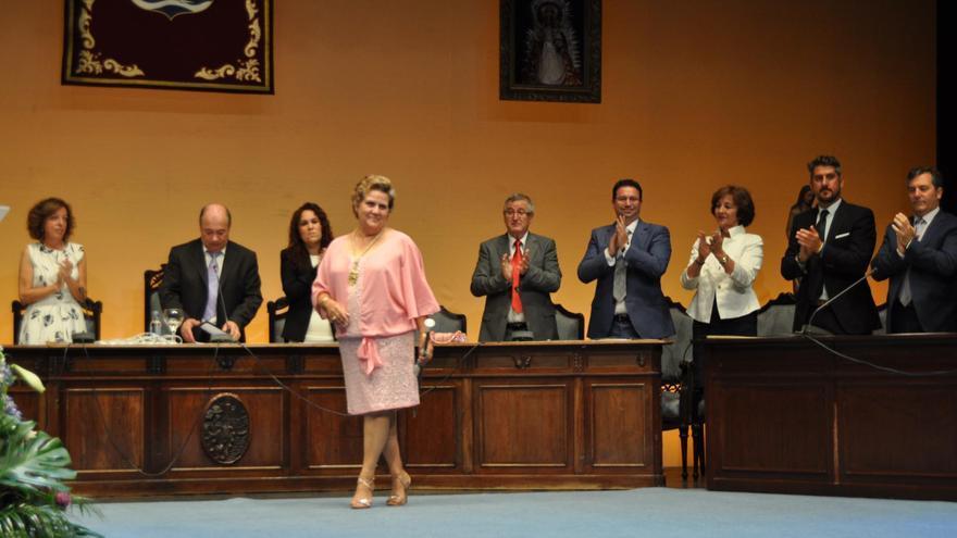 La exmilitante del PA Antonia Grao, nueva alcaldesa de Isla Cristina, con el apoyo del PP.
