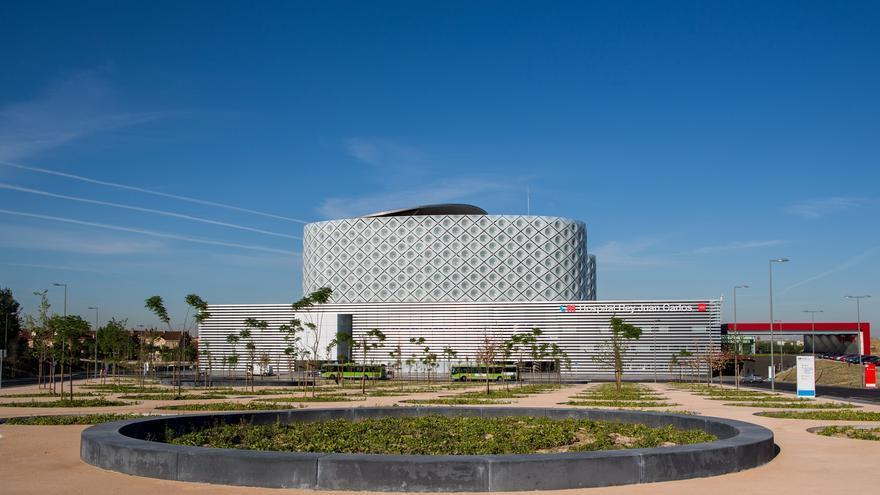 El hospital Rey Juan Carlos (Móstoles) de IDCSalud.