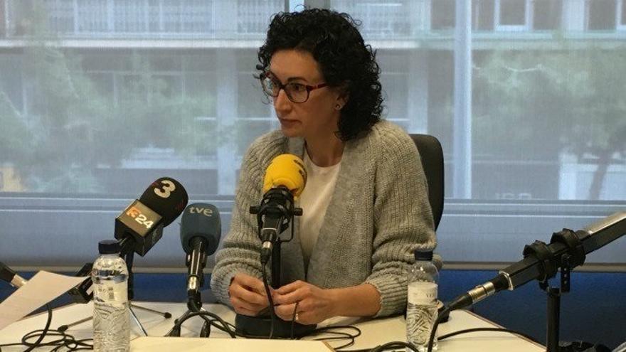 """Rovira dice que JxSí y la CUP abordarán la ejecución del referéndum """"la próxima semana"""""""