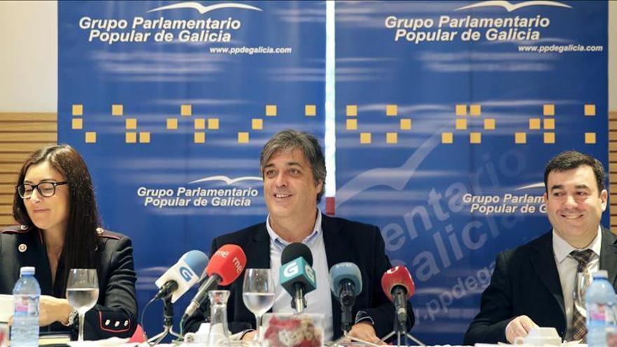 El PP registra la propuesta para rebajar de 75 a 61 los diputados en Galicia